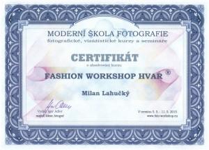 Fashion Workshop Hvar 2015